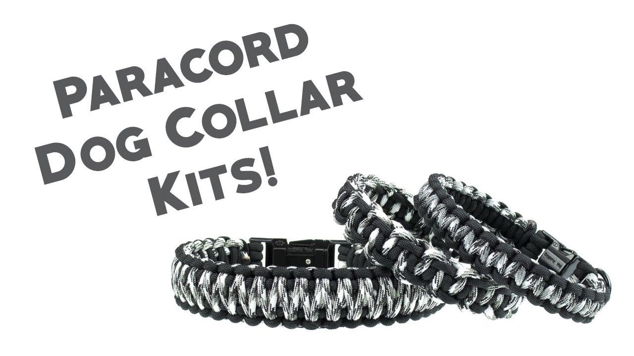 Paracord Planet S Diy Dog Collar Kits Youtube