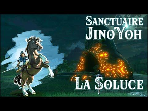 JINO'YOH - SANCTUAIRE - ZELDA BOTW