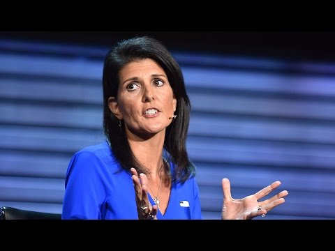 Trump's Diplomat: Nikki Haley
