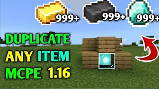 HOW TO MAKE A ITEM DUBLICATOR IN MINECRAFT | DUBLICATE DIAMOND / ANCIENT DEBRIS  | LORDN GAMING