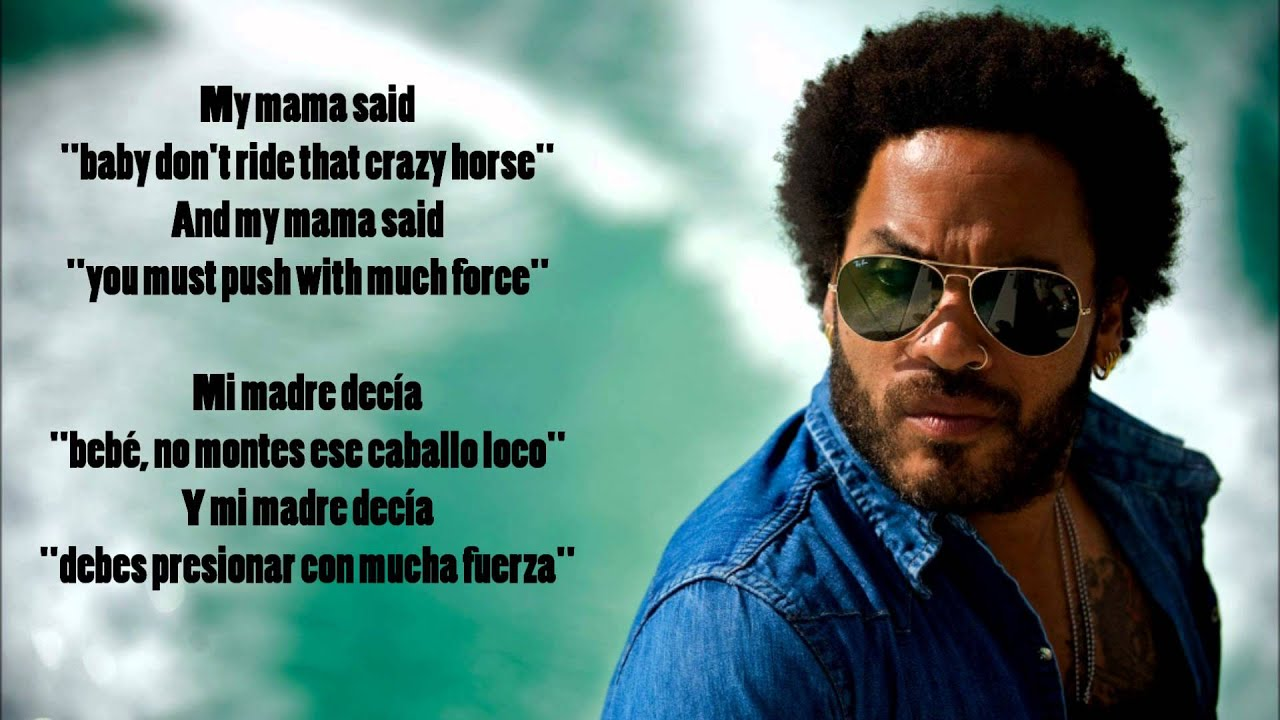 Lenny Kravitz - Always on the run LYRICS TRADUCIDA ESPAÑOL
