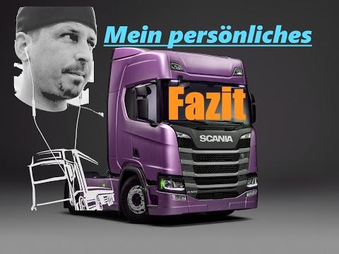 Die neue Generation Scania, mein Fazit