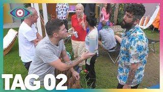 Promi Big Brother Talk | Tag 2 | Gesprächsbedarf