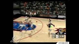 ESPN NBA 2Night 2002 PlayStation 2 Gameplay_2001_12_06
