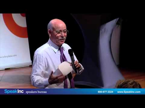 Keynote Speaker: Jeremy Rifkin • Presented by SpeakInc • Global Warming and the Solar Future