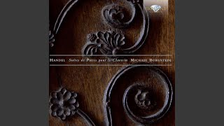 Suite No. 3 in D Minor, HWV 436: V. Menuetto