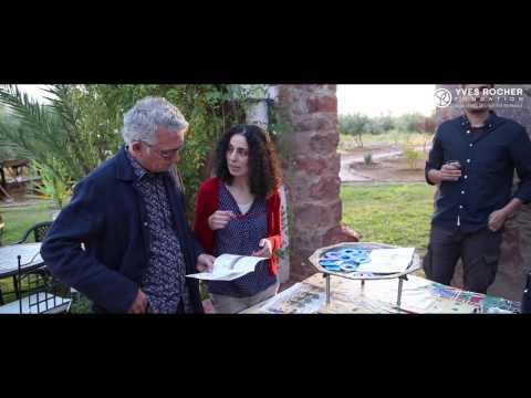La Fondation Yves Rocher - Institut de France à la COP22 : témoignages et actions