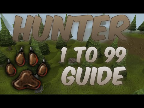 1-99 Hunter Guide UPDATED Runescape 2014: Fast + Profit [P2P Only]