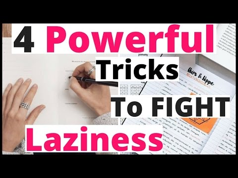 How To Overcome Laziness While Studying Study Tips For Exams In Hindi