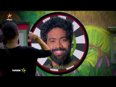 Bigg Boss Tamil 13th August 2018 – Promo Vijay Tv Show Promo