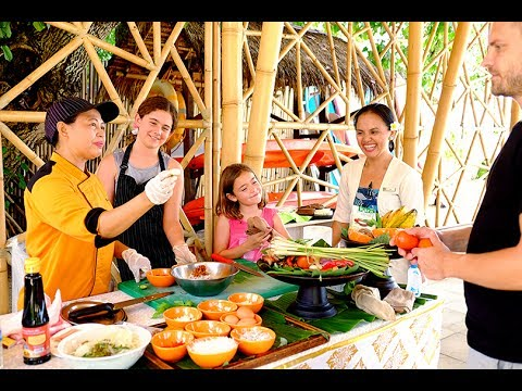 Balinese Cooking Class | Adventures in Bali, Indonesia!