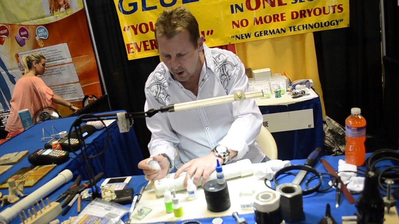 Fix a Radiator with Super Glue