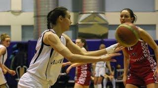 видео Женский баскетбольный