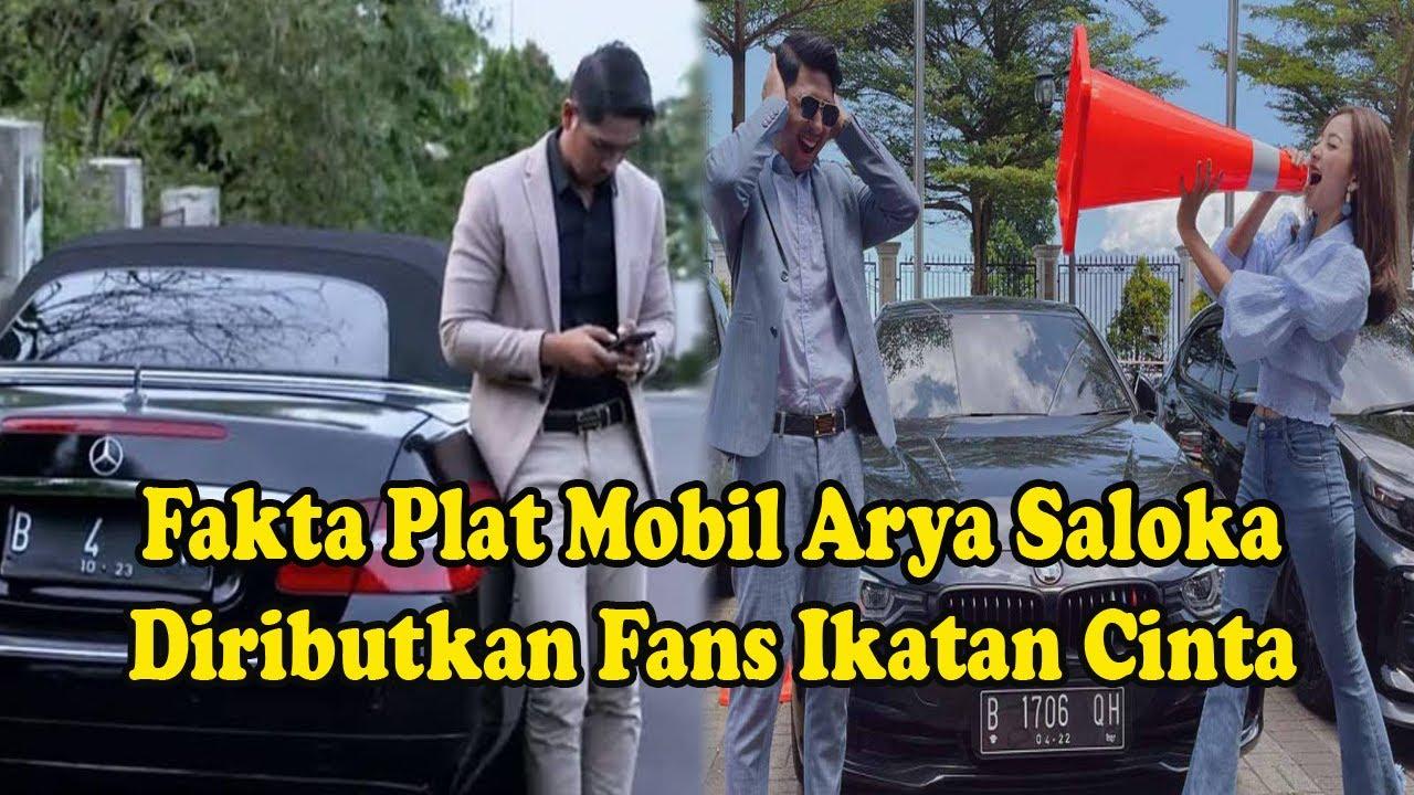 Fakta Plat Mobil Arya Saloka Diributkan Fans Ikatan Cinta Koleksi Mobil Mewah Aldebaran Dunia Nyata Youtube