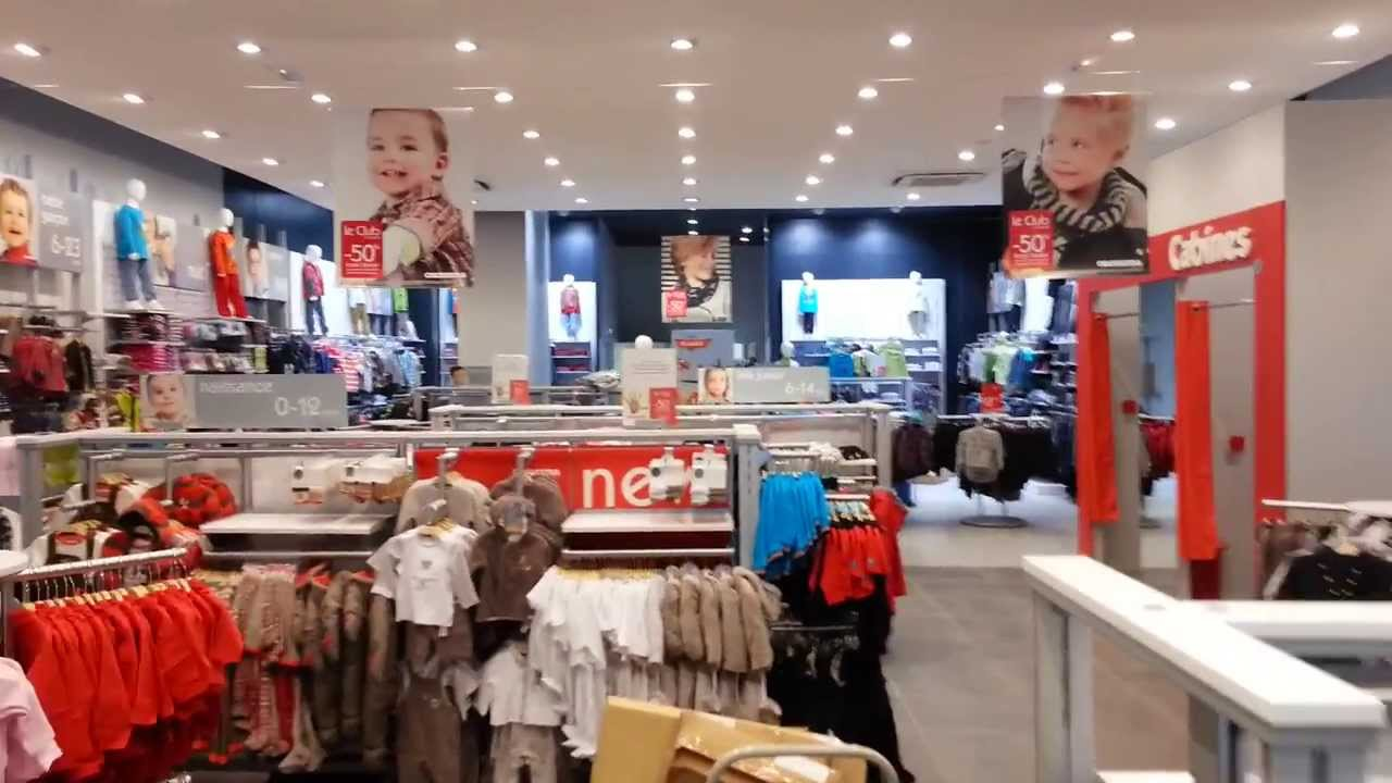 Am Nagement Magasin De V Tements Pour Enfants Termin