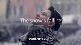 Winter Wonderland - Stock Footage   Shutterstock