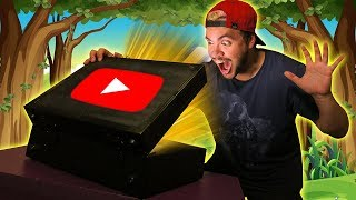 RECEBI O PRESENTE SECRETO DE DIAMANTE DO YOUTUBE !!