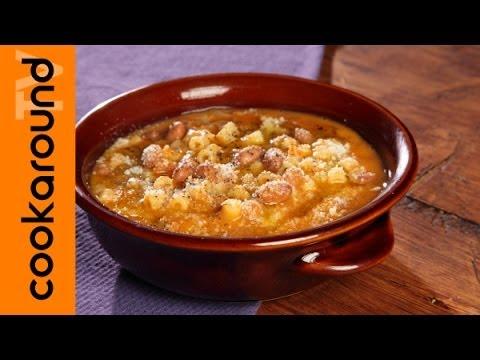 Pasta e fagioli  Tutorial ricetta tradizionale