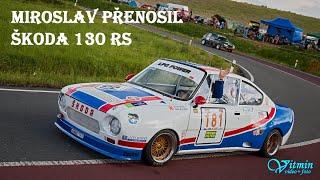 Miroslav Přenosil - Škoda 130 RS - I. GMS Albrechtický kopec 2020 - MREC