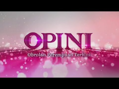 OPINI - 19 April 2018