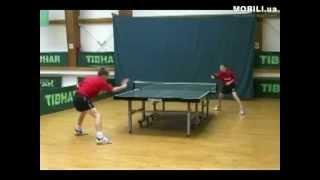 ≥ Настольный теннис видео уроки, обучение, youtube, TIBHAR Germany