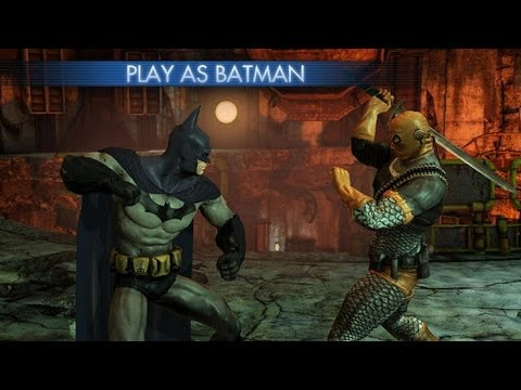 Android Batman: Arkham City Lockdown Gameplay