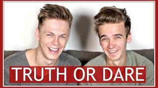 I LIT MYSELF ON FIRE (TRUTH OR DARE) | Bruhitszach