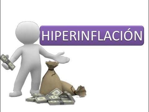¿HIPERINFLACION?