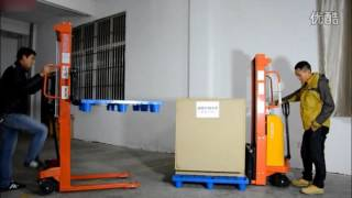 Hydraulic Forklift  Hand type and electric type
