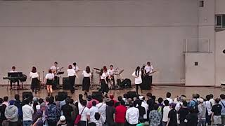 RISEUPWEST西日本復興支援チャリティーイベント.