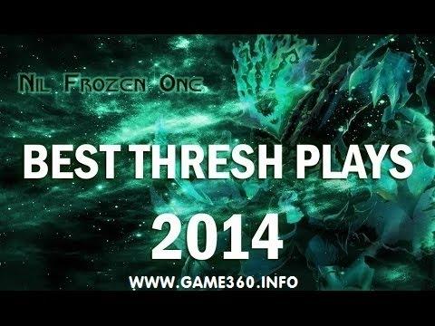 LMHT : Những pha xử lý Thresh kinh điển nhất 2014