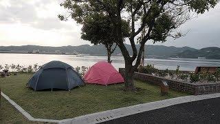 休暇村南淡路シーサイドオートキャンプ場へ 釣りがしたい!