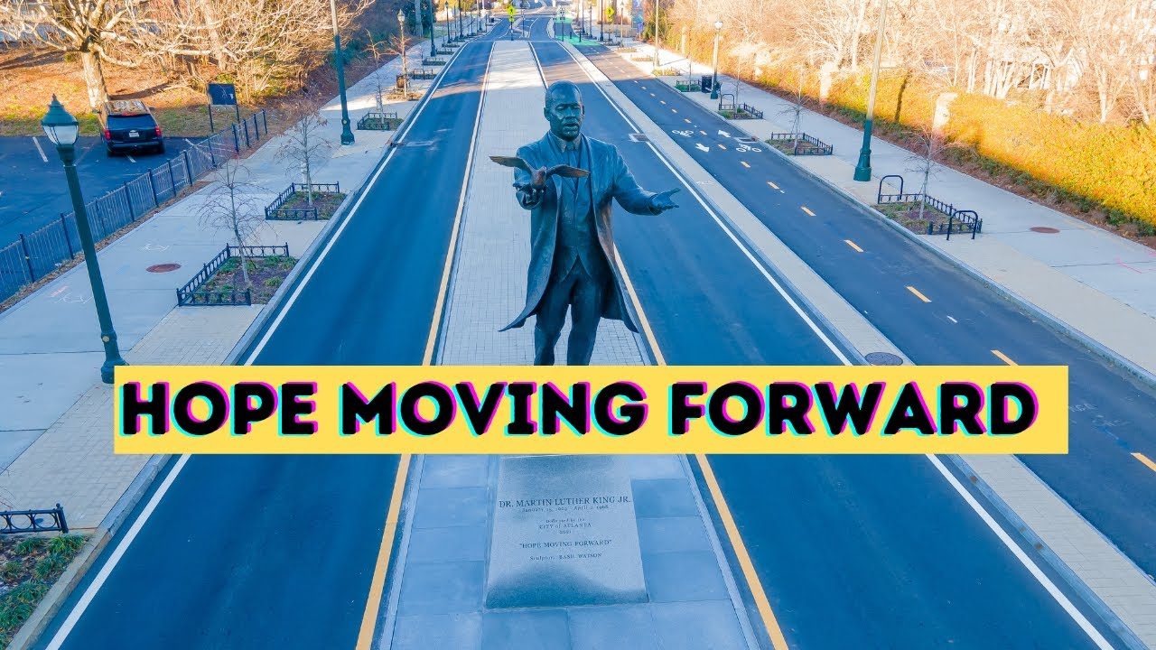 New Dr. Martin Luther King Jr. Statue | Atlanta, Ga| Martin Luther King Jr. Quotes