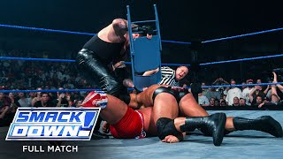 FULL MATCH - The Rock \u0026 Triple H vs. Kurt Angle \u0026 Undertaker: SmackDown, Jan. 31, 2002