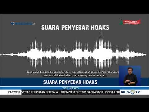 Ini Rekaman Suara Hoaks 7 Kontainer Surat Suara Tercoblos Mp3