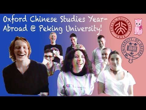 2nd YR CHINESE STUDIES AT OXFORD UNIVERSITY | HONEST REVIEW