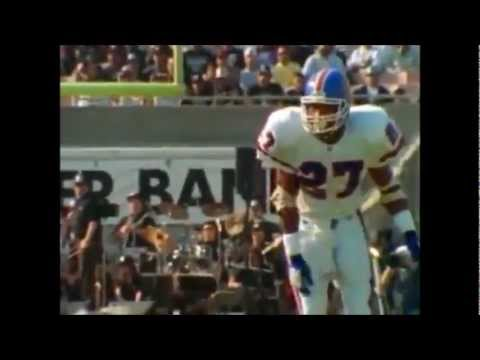 Steve Atwater vs Christian Okoye.   Disturbed - Warrior