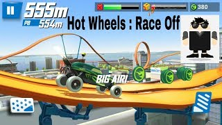 Hot Wheels : Race Off - HD Gameplay - Android