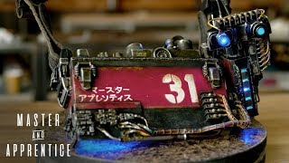 Master & Apprentice: Blade Runner - Retinal Scanner | Rooster Teeth