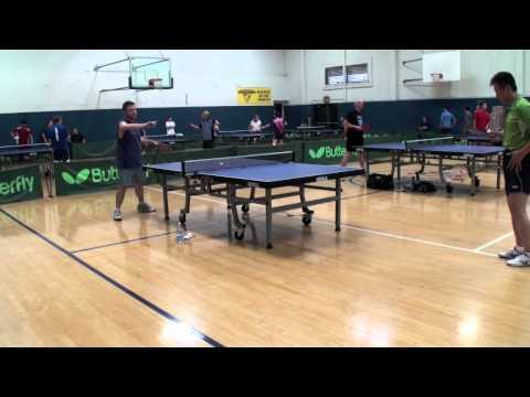Lu Guo Hui vs Martin Rogers Open RR