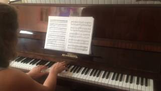 Steely Dan - Time Out Of Mind (piano version)