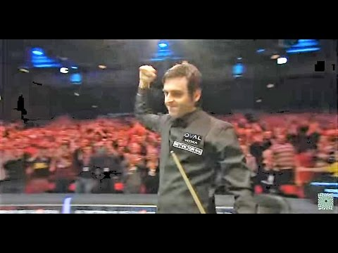 Snooker 2014 Welsh Open-O'Sullivan's 147 Wins Title