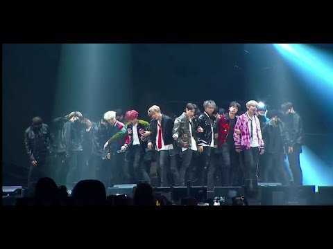 [Fancam]  BTS Live NOT TODAY at MAMA in Hong Kong 2017 171201