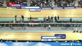 Дарья Шмелева и Анастасия Войнова - серебряные призеры в командном спринте во Франции на ЧМ