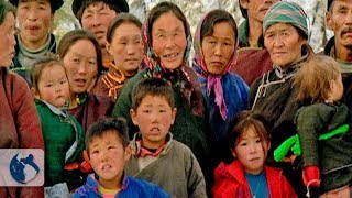 Tribus nómadas de Mongolia. Documental Completo