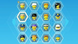 All The Police Characters in LEGO City Undercover! Gameplay!