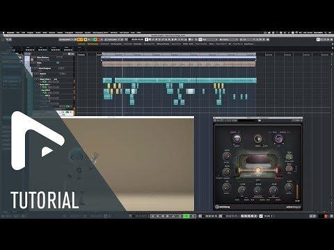 VoiceDesigner | New Features In Nuendo 10
