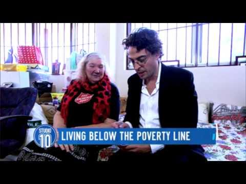 Joe On Living Below The Poverty Line