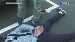 Задержанный в аэропорту Барнаула пособник ИГИЛ предстанет перед судом