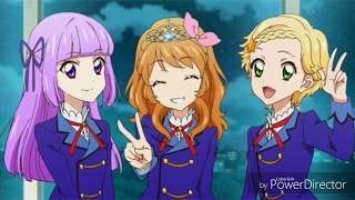 ラジカツスターズ! #50 「from AIKATSU☆STARS!」より。